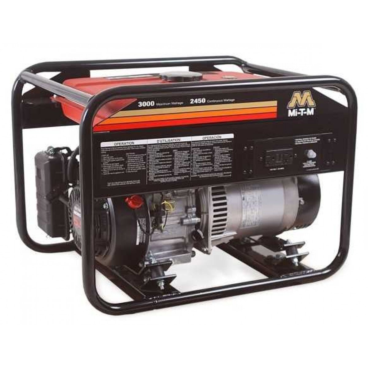 Portable Air Compressors, Generators And Power Inverters