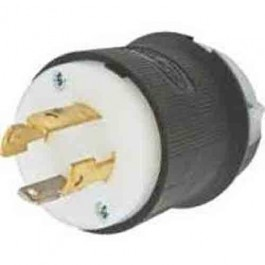Winco 30 Amp NEMA L14-30P Locking Plug