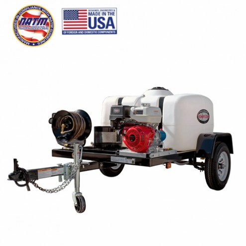 Simpson Cold Water Cleaning Trailer Sys 1B-95002