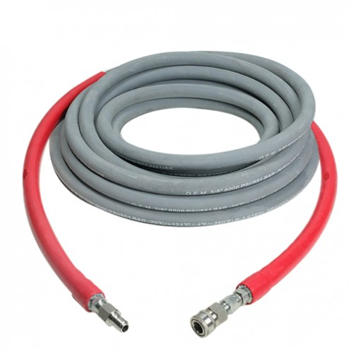 Simpson 41189 3/8 in x 200 ft x 10,000 PSI Hot Water Hose