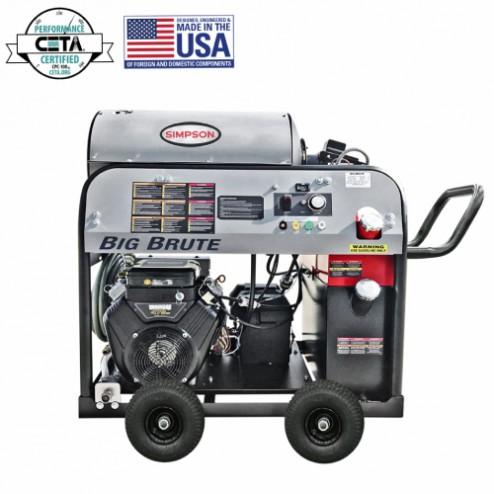 Simpson Big Brute Hot Water Pressure Washer 65105 BB65105-V