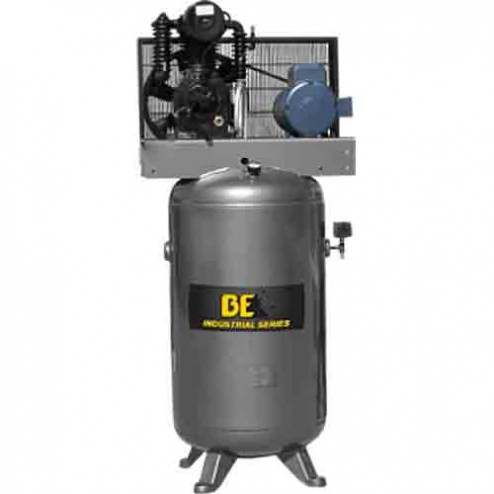 BE Pressure 80 Gal Electric Two Stage Belt Drive AC5080B Air Compressor