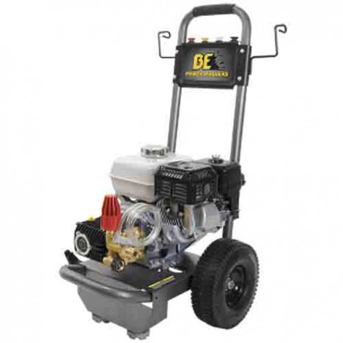 BE Pressure 2500 PSI Gas Honda Pressure Washer B2565HG