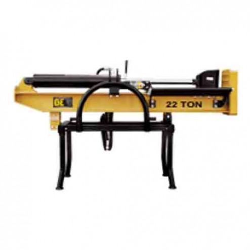 BE Pressure 22 Ton Gas Log Splitter BE-LS22TL3TP