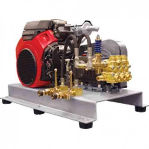BE Pressure 3000 PSI Alumn Truck Mount Honda Pressure Washer CD-3024HTEBCOM