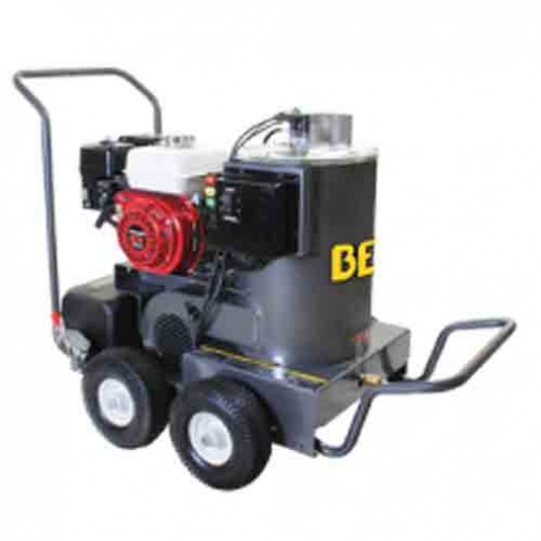BE Pressure 2700 PSI Gas Honda Hot Pressure Washer HW2765HAD