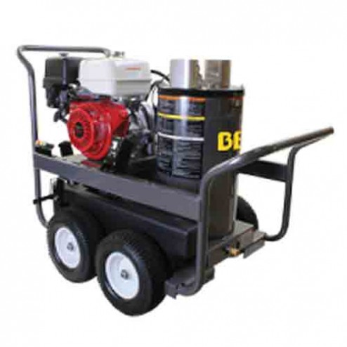 BE Pressure 3500 PSI Gas Honda Hot Pressure Washer HW3513HAD