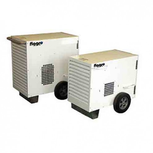 Flagro 85 000 BTU Nat Gas Tent Heater THC-85N