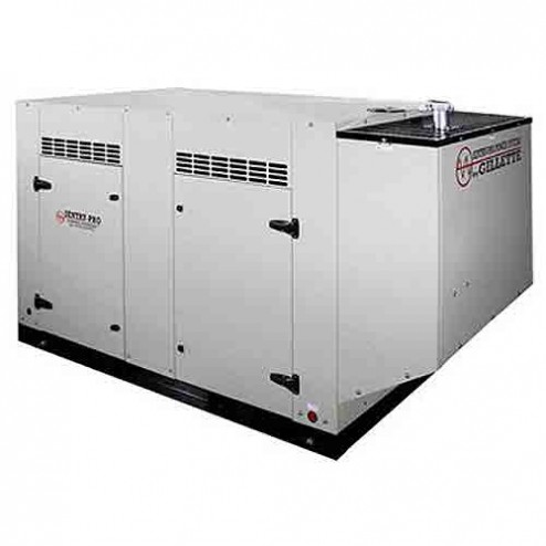 Gillette 50kW LP-Propane /Nat-Gas Commercial Standby Generator SP-520 lvl-2