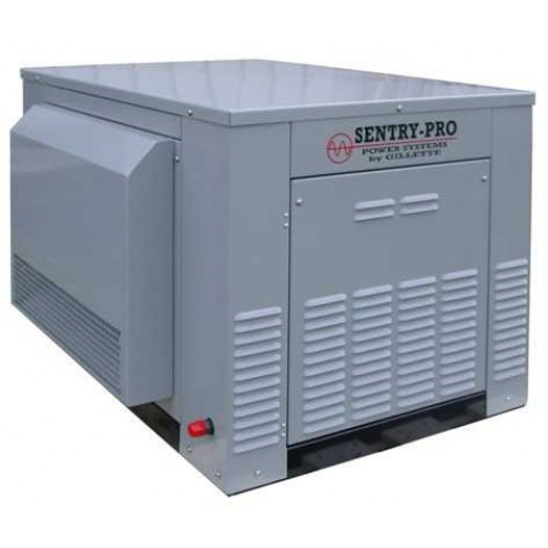 Gillette 12kW LP-Propane /Nat-Gas Residential Standby Generator SPS-120