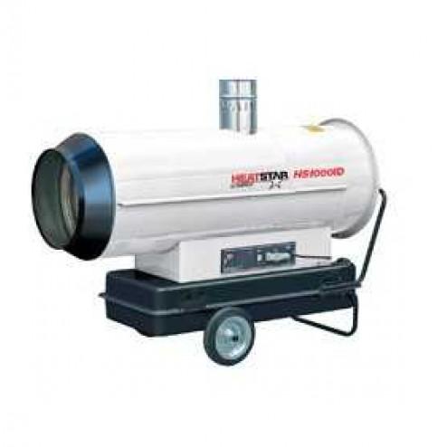 Heatstar Indirect Fired Diesel Oil Heater HS1000ID