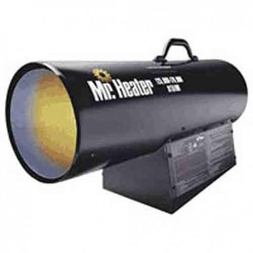 Heatstar Forced Air Propane Heater HS170FAVT