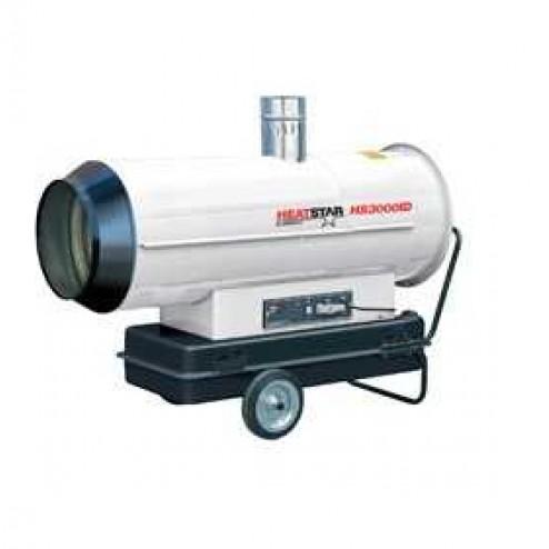 Heatstar Indirect Fired Diesel Oil Heater HS3000ID