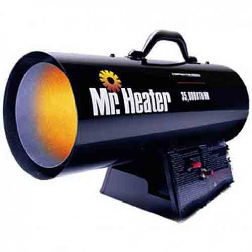 Heatstar Forced Air Propane Heater HS35FA
