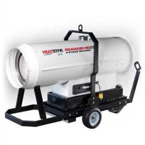 Heatstar Indirect Fired Diesel Oil Heater HS4000ID HD