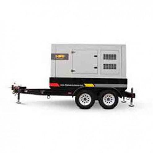 HiPower HRJW-75 Mobile Diesel Generator