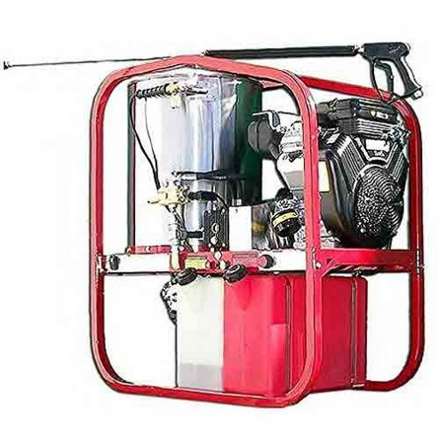 Hydro Tek 4000 PSI Gas Powered Skid SK40005VH