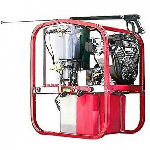 Hydro Tek 4000 PSI Gas Powered Skid SK40005VH