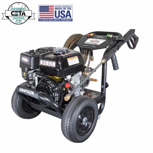 Simpson Industrial Series Pressure Washer 61022 IS61022