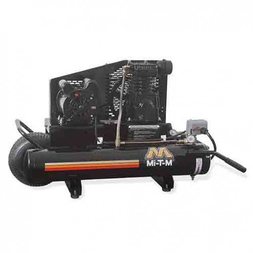 Mi-T-M 8.0 Gal Electric Single Stage Air Compressor AM1-PE15-08M