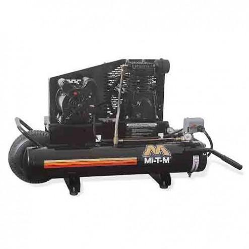 Mi-T-M 8.0 Gal Electric Single Stage Air Compressor AM1-PE15-08M