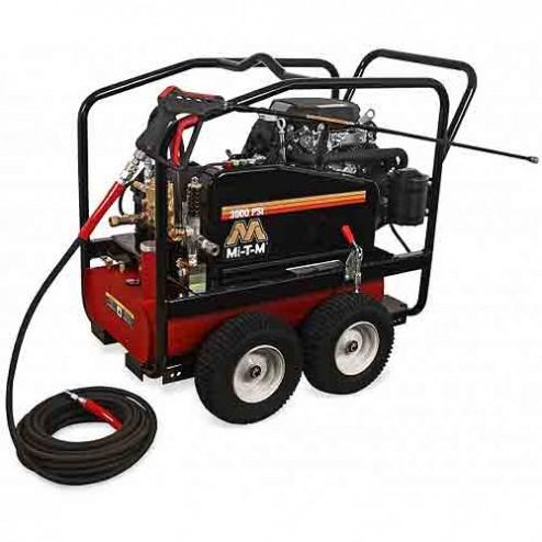 Mi-T-M 3000 PSI 8.0 GPM Gasoline Belt Drive CWC-3008-4MGH