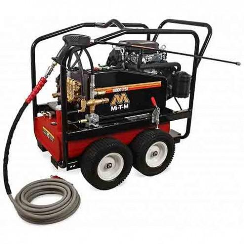Mi-T-M 5000 PSI 5.0 GPM Gasoline Belt Drive CWC-5005-4MGH