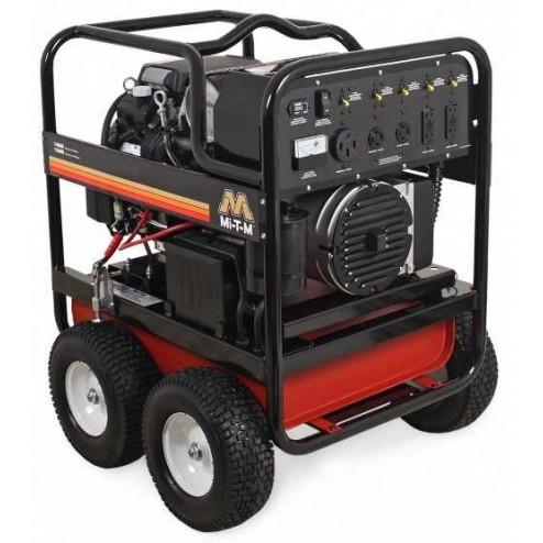 Mi-T-M 14000 Watt Gasoline Portable Generator Honda GEN-14000-1MHE