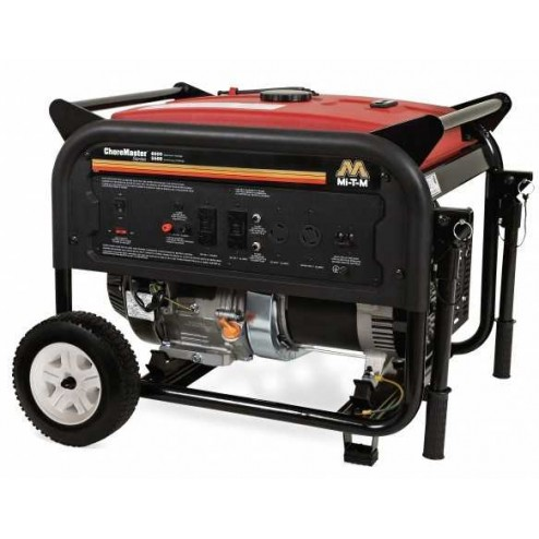 Mi-T-M 6000 Watt Gasoline Portable Generator GEN-6000-0MM0