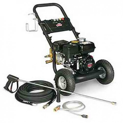 Shark DD-252737 2 700 PSI 2.5 GPM Honda Gas Powered Commercial Series Pressure Washer
