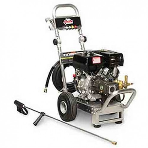 Shark DGA-303037 3-GPM Aluminum Series Cold Water Washer 3000 PSI Honda GX270 engine