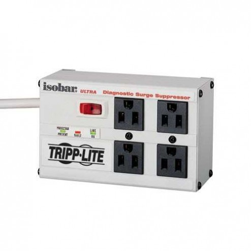 TrippLite ISOBAR4 ULTRA
