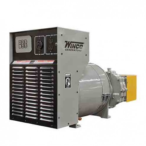 Winco 40PTOC-4 PTO Generator 3-Phase