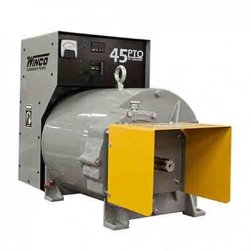 Winco 45PTOC-17 PTO Generator 3-Phase