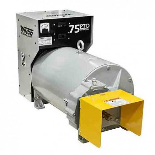 Winco 75PTOC-17 PTO Generator 3-Phase