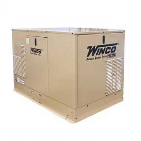 Winco ULPSS20B2W Air Cooled Packaged Standby Generator
