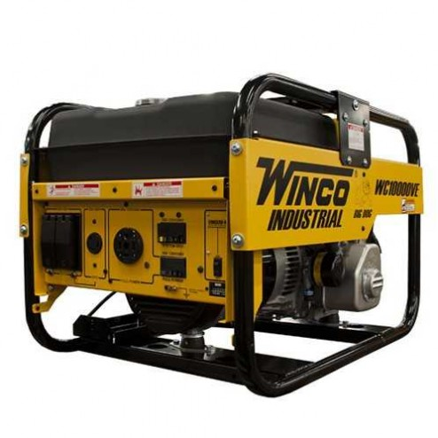 Winco WC10000VE Gasoline Portable Generator