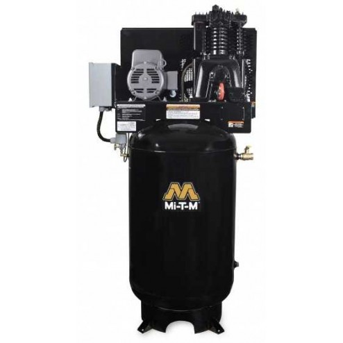 Mi-T-M 80 Gallons Two stage Electric Air Compressor ACS-23105-80V