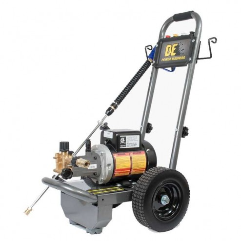 BE Pressure B1115EX 1100PSI 2GPM Electric Baldor Pressure Washer