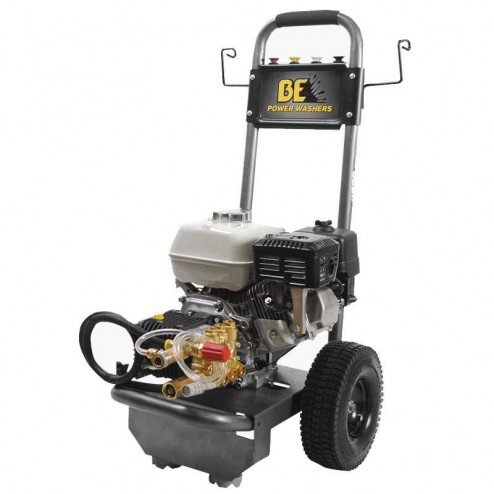 BE Pressure B2565HCS 2500PSI Honda Gas Pressure Washer