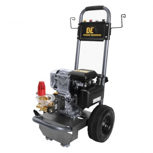 BE Pressure B286HC GC190 2800PSI 2.5GPM Gas Pressure Washer