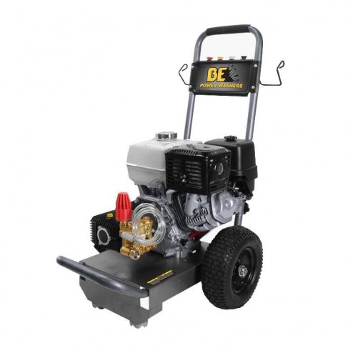 BE Pressure B4013HA 4000PSI 4GPM Honda Gas Pressure Washer