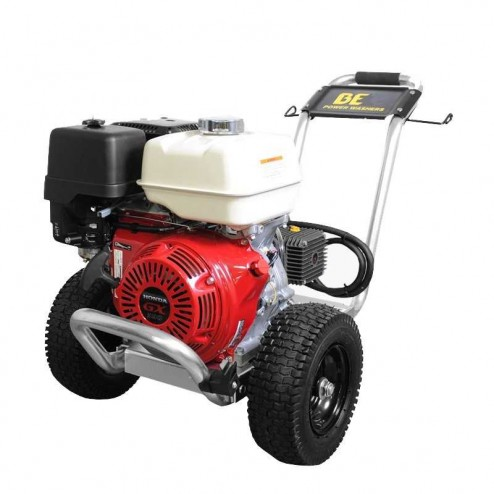 BE Pressure B4013HAAS 4000PSI 4GPM Honda Gas Pressure Washer