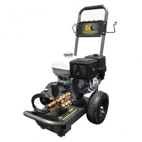 BE Pressure B4013HCS 4000PSI 4GPM Honda Gas Pressure Washer