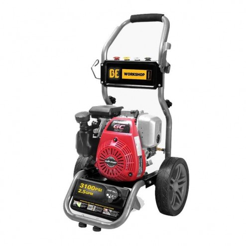 BE Pressure BE316HA GC190 3100PSI 2.5GPM Gas Pressure Washer