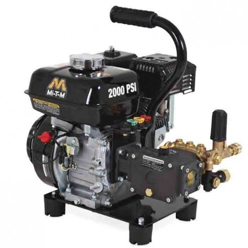 Mi-T-M 2000 PSI Gasoline Direct Drive Pressure Washer CD-2003-3MHH