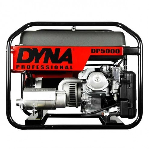 Winco DP5000 DYNA Professional Series Honda Portable Gas Generator