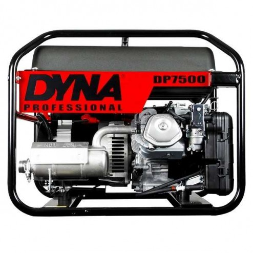Winco DP7500 DYNA Professional Series Honda Portable Gas Generator