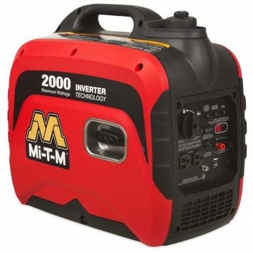 Mi-T-M 2000 Watt Portable Inverter /Generator GEN-2000-IMM0
