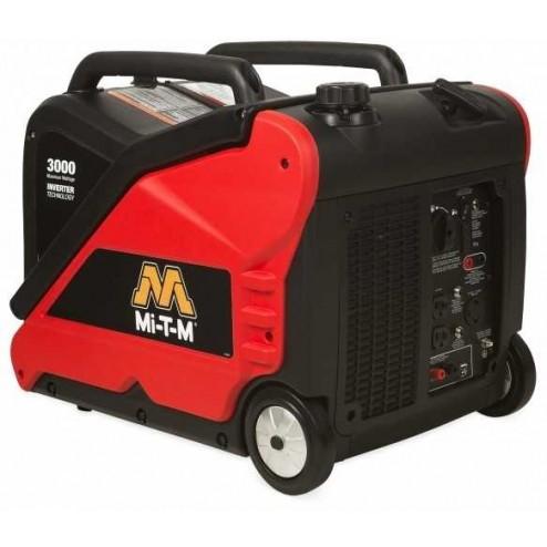 Mi-T-M 3000 Watt Portable Inverter /Generator GEN-3000-IMM0